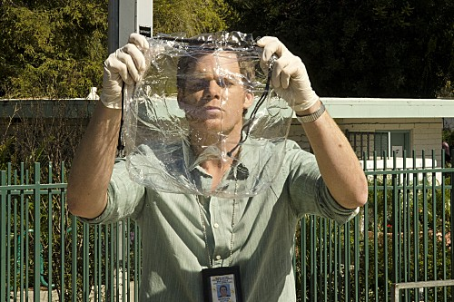Michael C. Hall in Dexter 8.02 'Every Silver Lining'