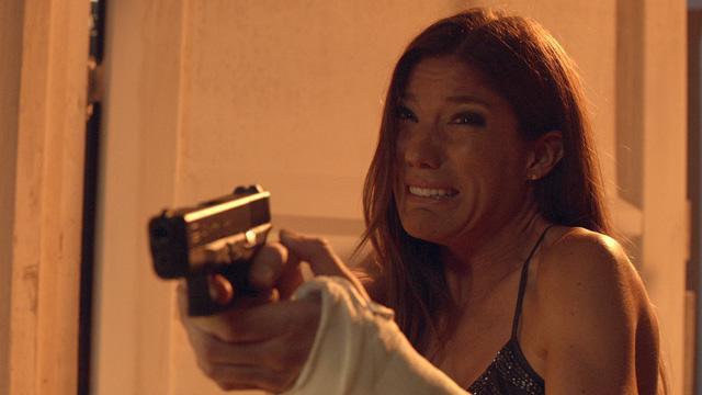 Jennifer Carpenter in Dexter Ep 8.04 'Scar Tissue'