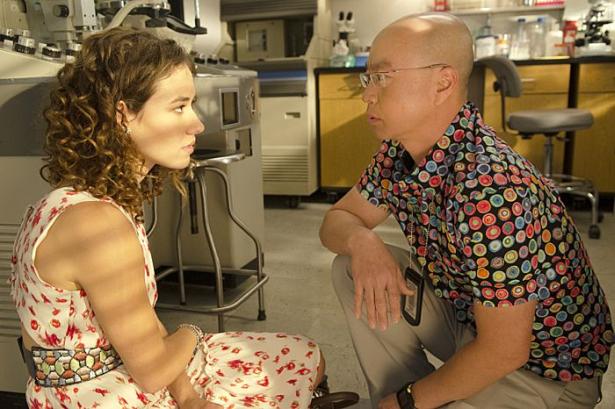 Dora Madison Burge & C.S Lee in Dexter Ep 8.04 'Scar Tissue'