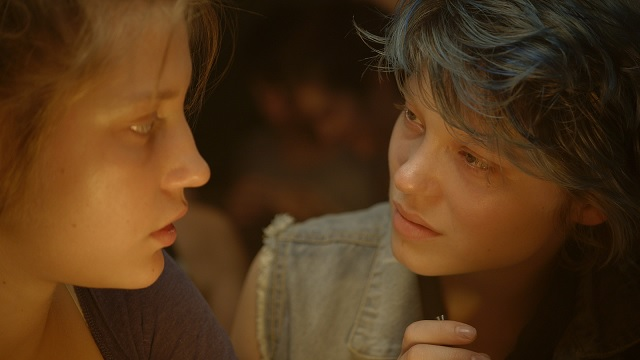 La Vie d'Adele aka Blue is the Warmest Color
