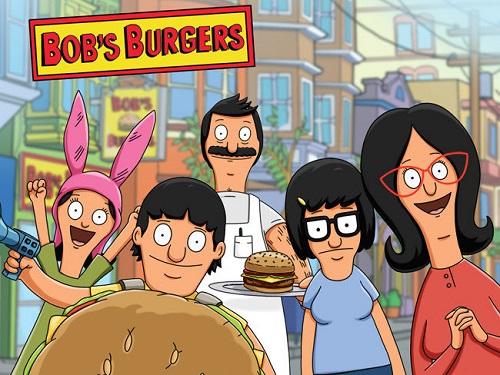 Bob's Burgers promo pic