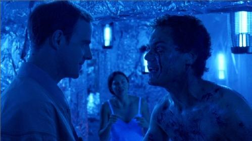 Brian F. O'Byrne, Ashley Judd & Michael Shannon in Bug (2006)