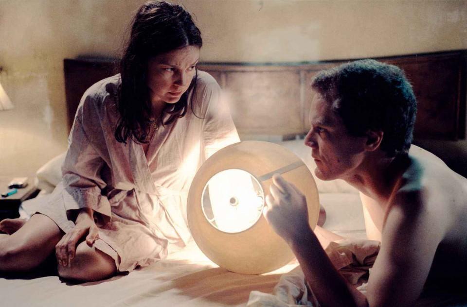 Ashley Judd & Michael Shannon in Bug (2006)