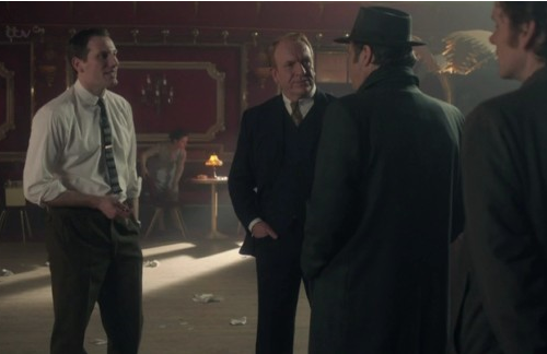 Endeavour episode 4