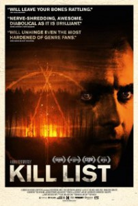 Official Poster for Kill List (2011)