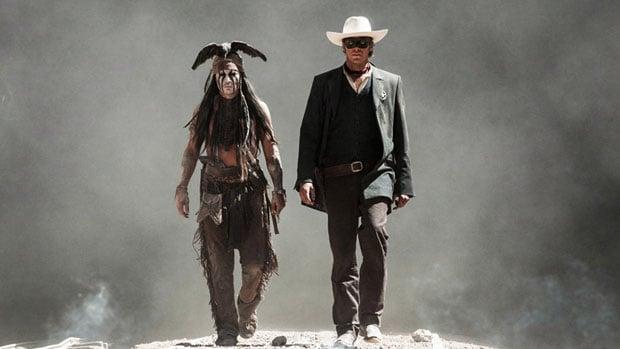 Disney Blu-ray Roundup: 'The Lone Ranger'