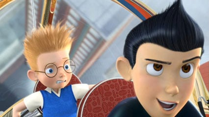 Meet The Robinsons Lewis and Wilbur Disney