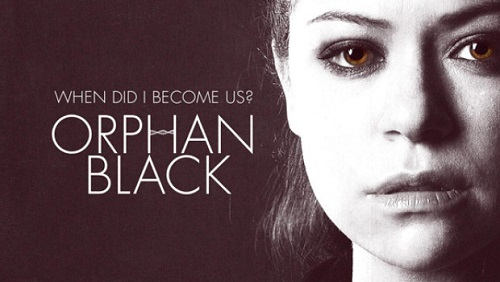 Orphan Black season 1 promo pic