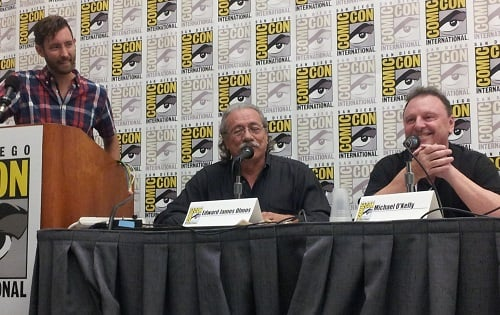Live Forever Ray Bradbury panel at SDCC 2013