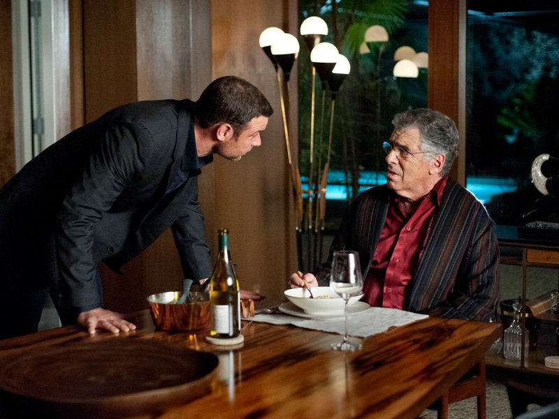 Ray donovan ep 1 05 quot the golem quot is a dreary predictable mess