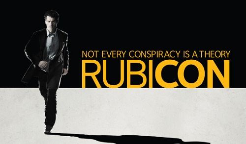 Promo poster for Rubicon