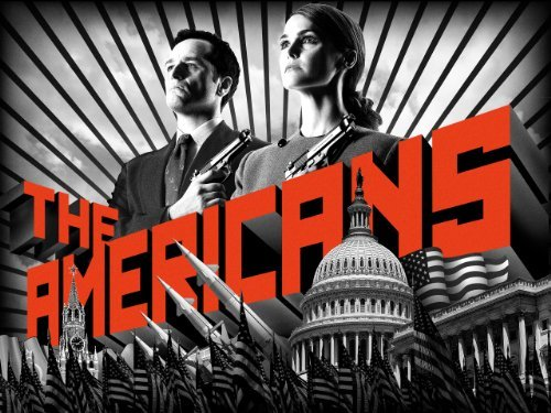 The Americans season 1 promo pic