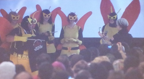 Venture Bros. cosplay contest at SDCC 2013