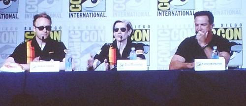 Venture Bros. panel at SDCC 2013