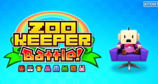 Zoo Keeper Battle Logo
