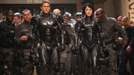 'Pacific Rim' a sometimes thrilling fever-dream mishmash of summer movie tropes