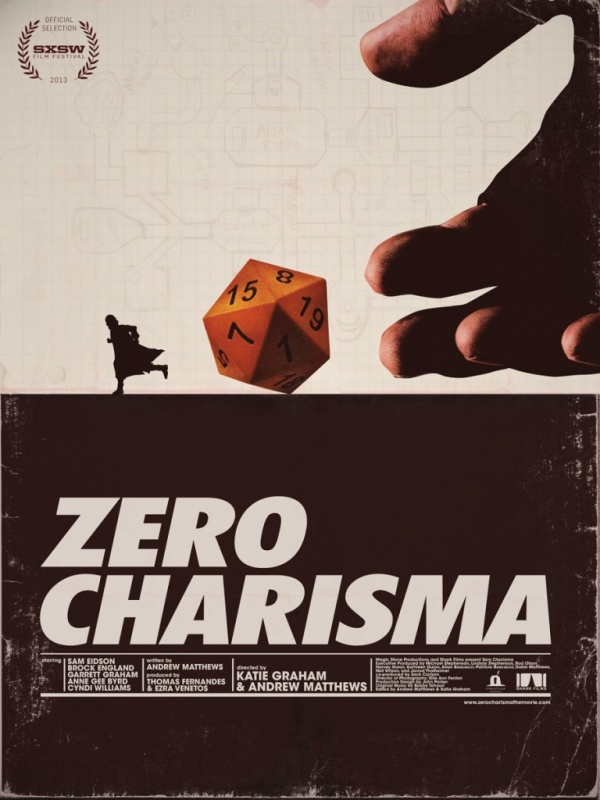 five on film d d and indie filmmaking with zero charisma directors