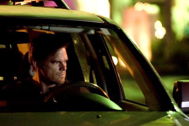 Michael C. Hall in Dexter Ep 8.06 'A Little Reflection'
