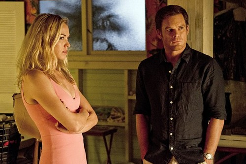 Yvonne Strahovski & Michael C. Hall in Dexter Ep 8.09 'Make Your Own Kind of Music'