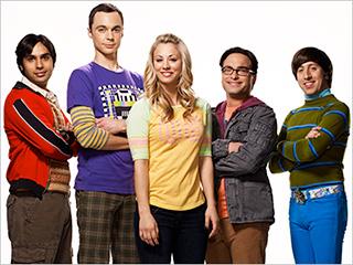 Big Bang Theory cast photo