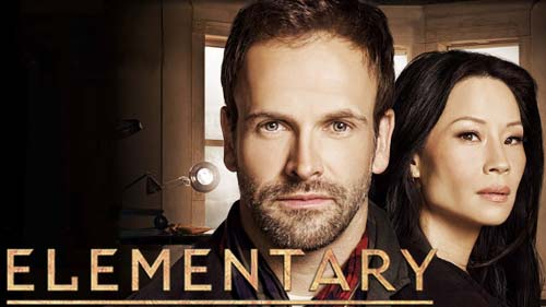 Elementary promo poster