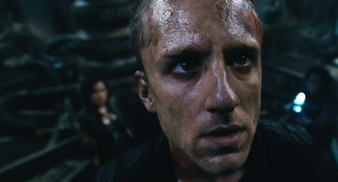 Ben Foster in Pandorum (2009)