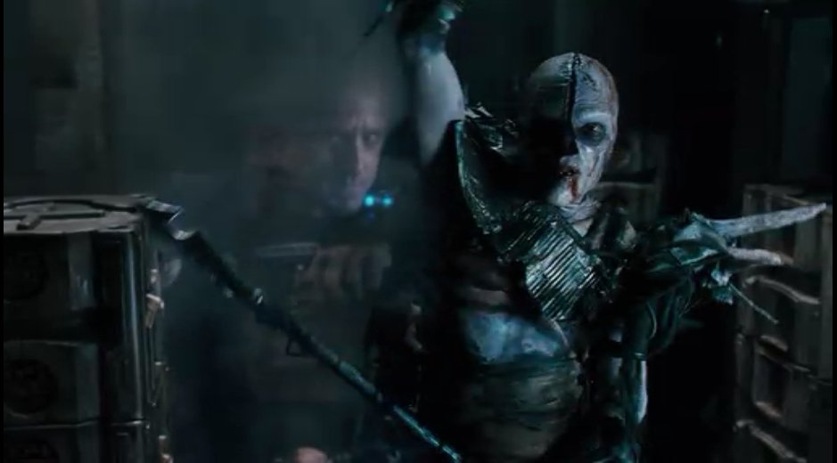 Ben Foster in Pandorum (2009)