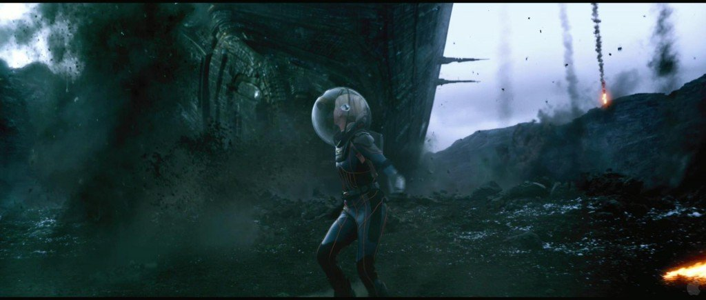 Charlize Theron in Prometheus (2012)