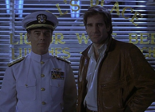 "Final shot of Quantum Leap finale, ""Mirror Image"""
