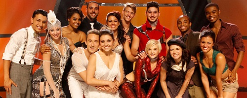 SYTYCD Season 10 Top 14 cast photo