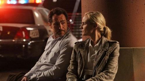 """The Bridge S01E08 """"Vendetta"""" promo pic"""