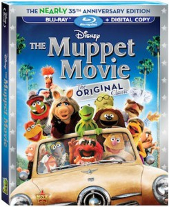 muppet movie blu ray