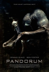 Pandorum Official Poster