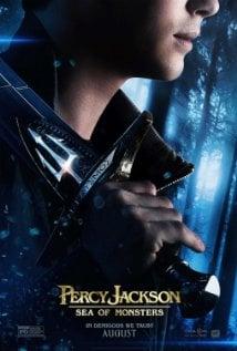 percy jackson poster