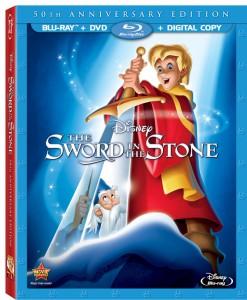 sword in stone blu ray
