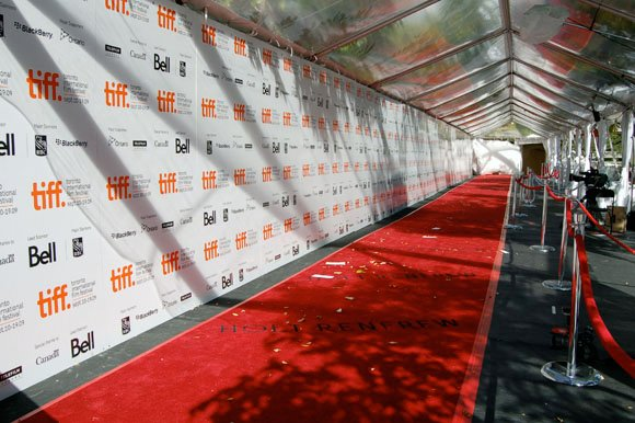 The Toronto International Film Festival Rolls Out Its Red-Hot Carpet