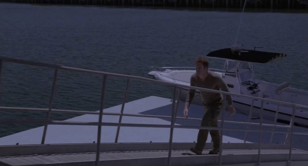 Michael C. Hall in Dexter Ep 8.12 'Remember the Monsters?'