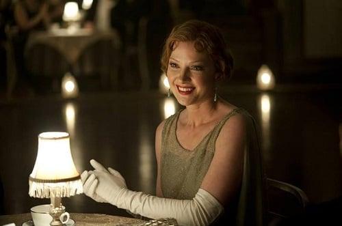 """Gretchen Mol as Gillian Darmody in Boardwalk Empire S04E03, """"Acres of Diamonds"""", promo pic"""