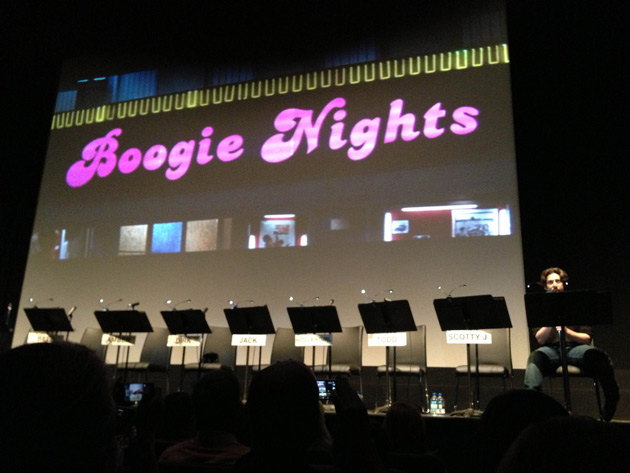 TIFF 2013: What We Learned from Jason Reitman's Live Read of 'Boogie Nights'