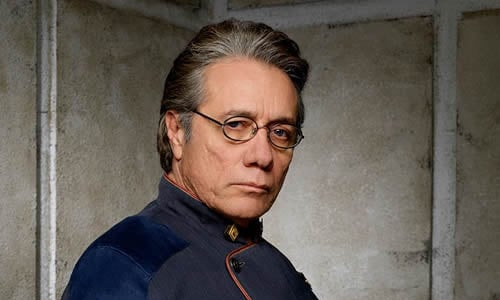 Montreal Comiccon 2013; A chat with Edward James Olmos