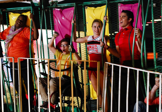 Glee S05E01 promo pic 1