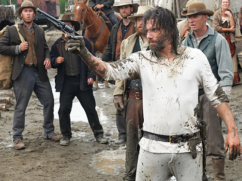 "Hell on Wheels, Ep. 3.06, ""One less Mule"": Reversal of Fortune"