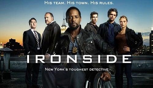 Ironside promo poster