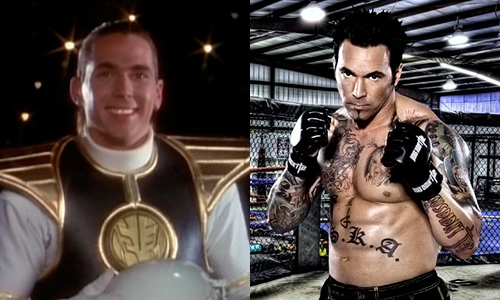 Jason David Frank 2013 with Jason David Frank at