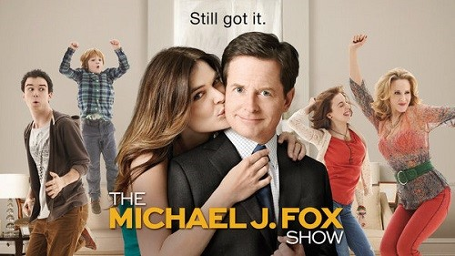 The Michael J. Fox Show promo poster