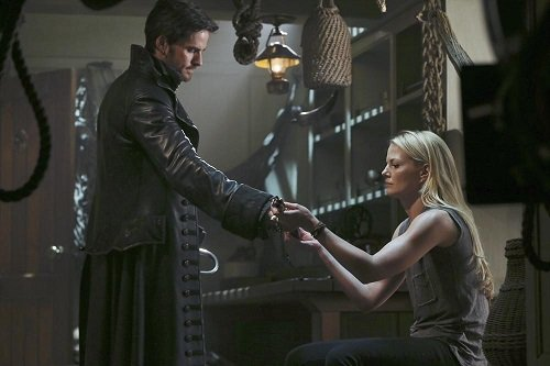 "Once Upon a Time promo pic, S03E01, ""Heart of the Truest Believer"""