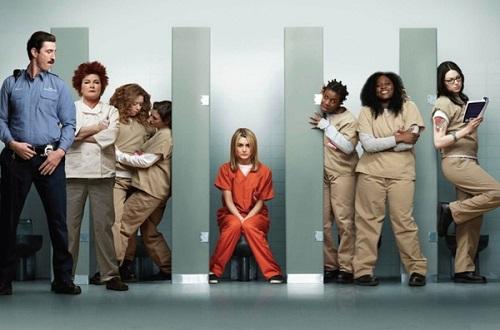 Orange is the New Black Season 1 promo poster