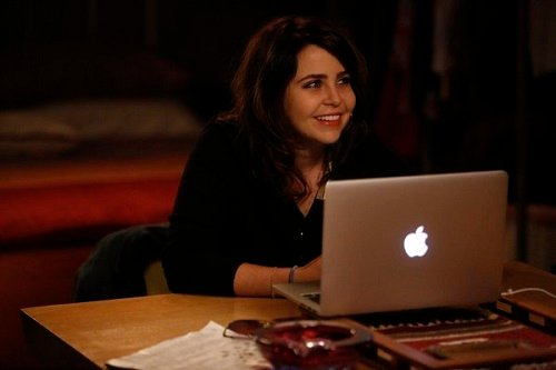 "Mae Whitman in Parenthood, S05E01, ""It Has to be Now"" promo pic"