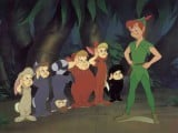 Peter Pan the lost boys