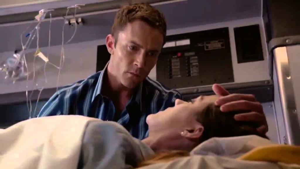 Desmond Harrington & Jennifer Carpenter in Dexter Ep 8.12 'Remember the Monsters?'